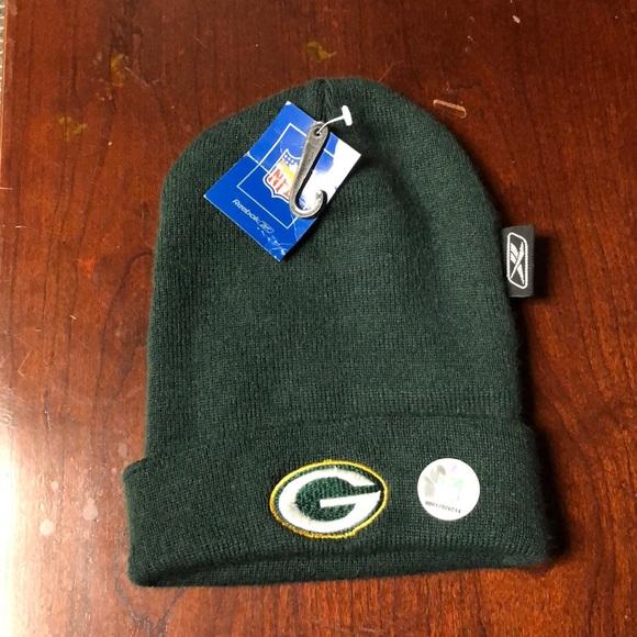 Reebok Accessories Rebook Green Bay Packers Winter Hat Poshmark